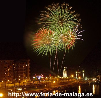 La Feria de Málaga 2007 ha Comenzado