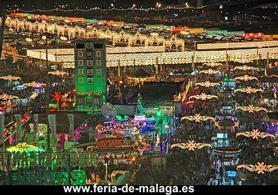 Real de la Feria de Málaga